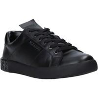 Sko Herre Lave sneakers Bikkembergs B4BKW0133 Sort