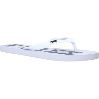 Sko Herre Klipklapper  Pyrex PY020160 hvid