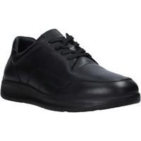 Sko Herre Lave sneakers Grunland SC2955 Sort