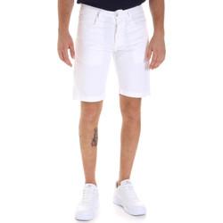 textil Herre Shorts Sseinse PB607SS hvid