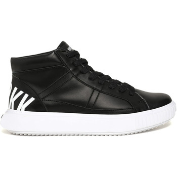 Sko Dame Høje sneakers Bikkembergs B4BKW0036 Sort