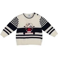 textil Børn Pullovere Melby 20B0140 Beige