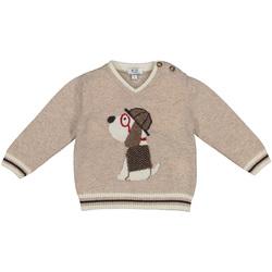 textil Børn Pullovere Melby 20B2130 Beige