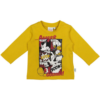 textil Børn Langærmede T-shirts Melby 20C2040DN Gul