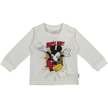 textil Børn Langærmede T-shirts Melby 20C2101DN hvid