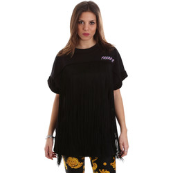 textil Dame Sweatshirts Versace B6HVB79813956899 Sort