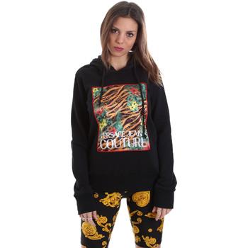 textil Dame Sweatshirts Versace B6HVB70K30328899 Sort