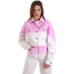 textil Dame Sweatshirts Versace C0HVB96MHRC5C445 hvid