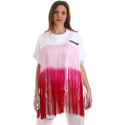 textil Dame Sweatshirts Versace B6HVB76713956003 hvid
