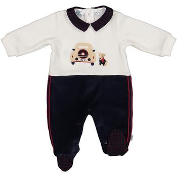 textil Pige Buksedragter / Overalls Melby 20N0010 Sort