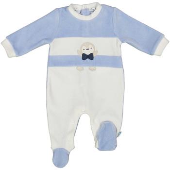 textil Børn Buksedragter / Overalls Melby 20N0130 Blå