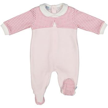 textil Børn Buksedragter / Overalls Melby 20N0231 Lyserød