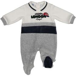 textil Børn Buksedragter / Overalls Melby 20N0600 Grå