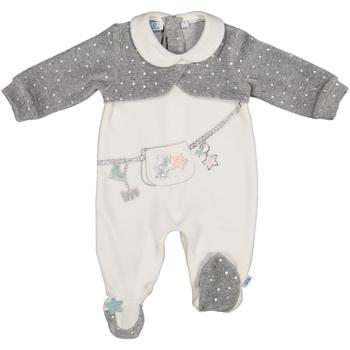 textil Børn Buksedragter / Overalls Melby 20N0781 hvid