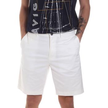 textil Herre Shorts Navigare NV56031 hvid