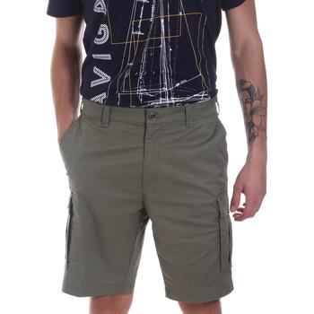 textil Herre Shorts Navigare NV56033 Grøn