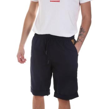 textil Herre Shorts Antony Morato MMSH00144 FA900118 Blå
