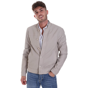 textil Herre Jakker Gaudi 011BU38005 Grå
