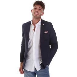 textil Herre Jakker / Blazere Sseinse GAE606SS Blå