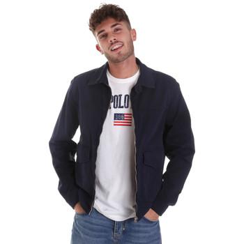 textil Herre Jakker Navigare NV67065 Blå