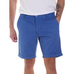 textil Herre Shorts Gaudi 811FU25023 Blå