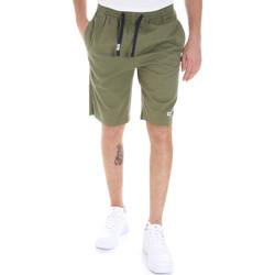 textil Herre Shorts Tommy Jeans DM0DM08714 Grøn