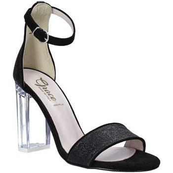 Sko Dame Sandaler Grace Shoes 018TR003 Sort