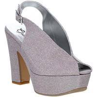 Sko Dame Sandaler Grace Shoes FLOR Lyserød