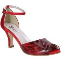 Sko Dame Sandaler Grace Shoes 928008 Rød