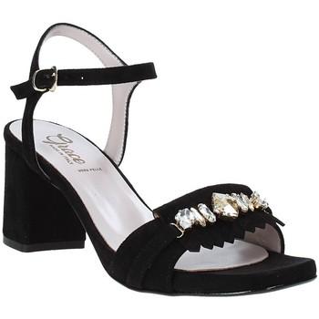 Sko Dame Sandaler Grace Shoes 116V005 Sort