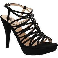 Sko Dame Sandaler Grace Shoes 3023 Sort