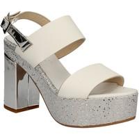 Sko Dame Sandaler Grace Shoes OTRANTO 91 F9 hvid