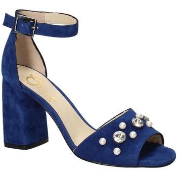 Sko Dame Sandaler Grace Shoes 536 Blå