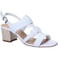 Sko Dame Sandaler Keys 5711 hvid