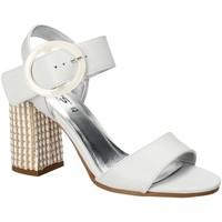 Sko Dame Sandaler Keys 5726 hvid