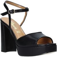 Sko Dame Sandaler Grace Shoes 174002 Sort