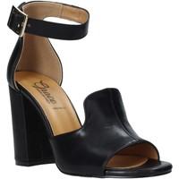 Sko Dame Sandaler Grace Shoes 018N026 Sort