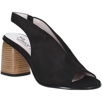 Sko Dame Sandaler Grace Shoes 492S001 Sort