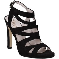 Sko Dame Sandaler Grace Shoes 2383003 Sort