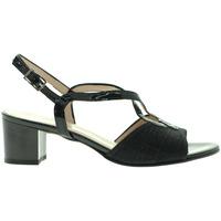 Sko Dame Sandaler Grace Shoes E8127 Sort