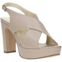 Sko Dame Sandaler Grace Shoes JN 039 Beige