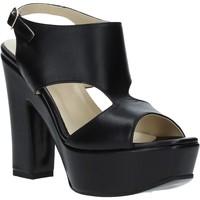 Sko Dame Sandaler Grace Shoes TQ 102 Sort