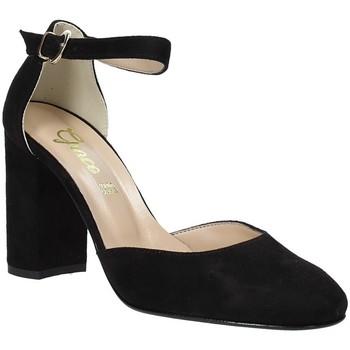 Sko Dame Sandaler Grace Shoes 949002 Sort