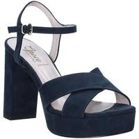 Sko Dame Sandaler Grace Shoes 492PL003 Blå