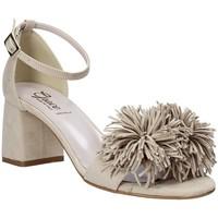 Sko Dame Sandaler Grace Shoes 380020 Beige