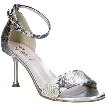 Sko Dame Sandaler Grace Shoes 492G001 Grå