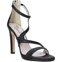 Sko Dame Sandaler Grace Shoes 2383007 Sort