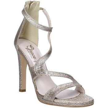 Sko Dame Sandaler Grace Shoes 2383003 Beige