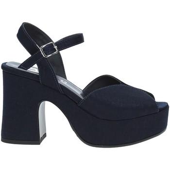 Sko Dame Sandaler Grace Shoes TETY Blå