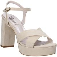 Sko Dame Sandaler Grace Shoes 492PL003 Beige